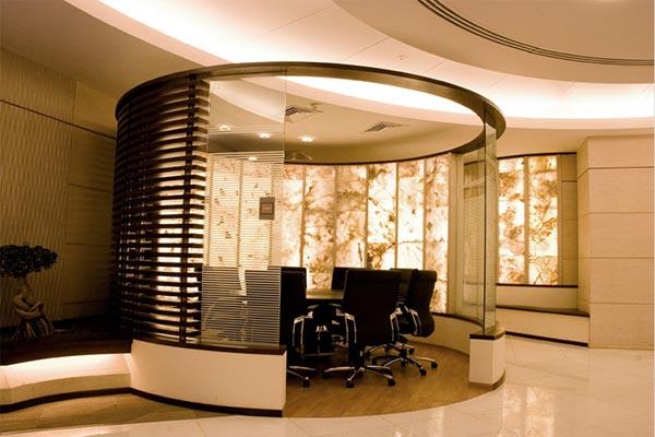 طراحی-دفتر-کار-مدرن