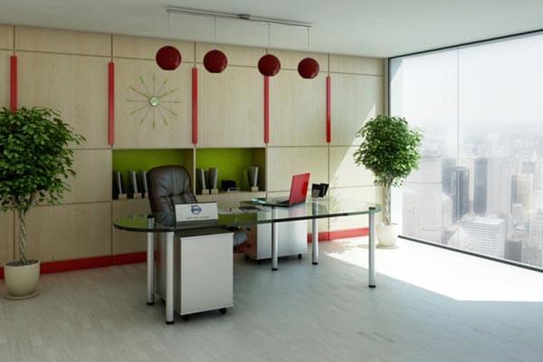 طراحی-دفتر-کار-کوچک