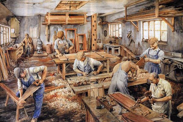 صنعت-چوب