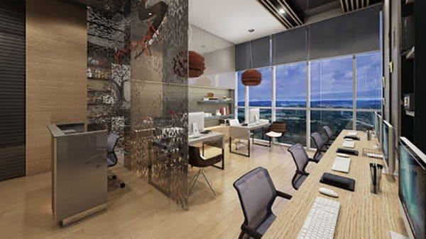 طراحی-داخلی-شرکت-اپل